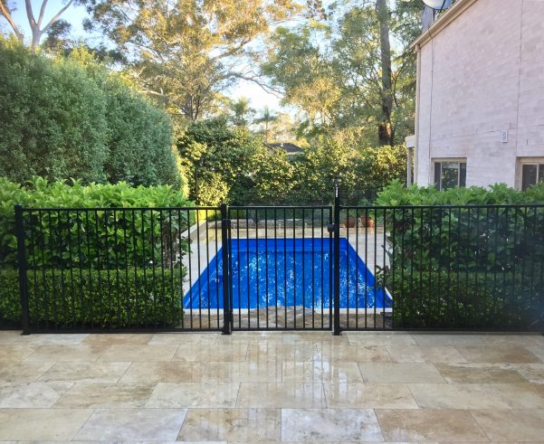 Aluminium Pool Fencing In Sydney Modular Glass Fencing