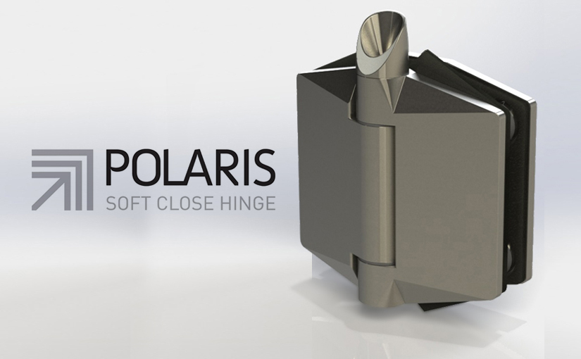 Polaris Soft Close Pool Hinges